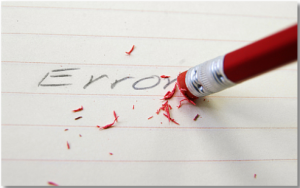mistakes during ERP implementation