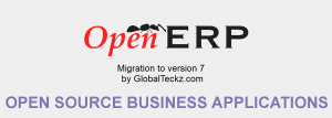 OpenERP version 7 Migration