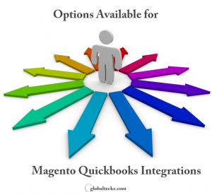 Magento quickbooks integrations options