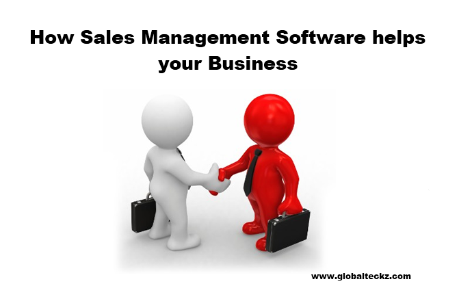 How Sales Management software improves your Business