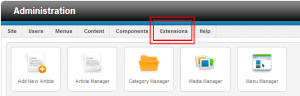 How to Change the Width of a Joomla Template -