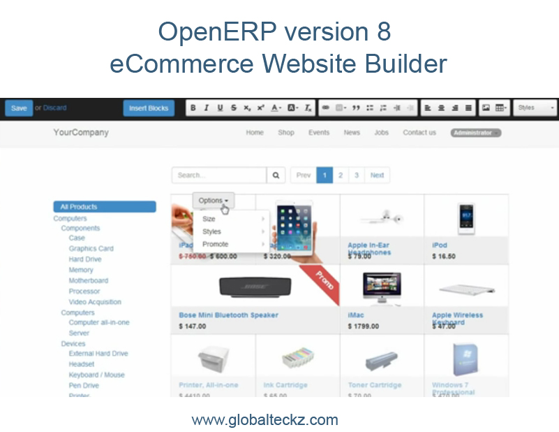 free e merce website builder software download   softgamekwz