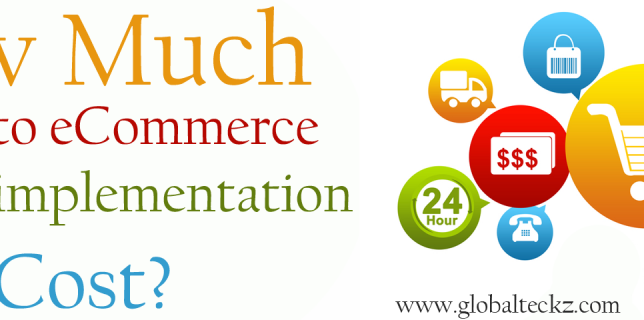 How much Magento eCommerce website implementation cost?